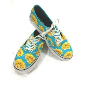 VANS Late Night Snack French Fry Size M 7 W 8.5